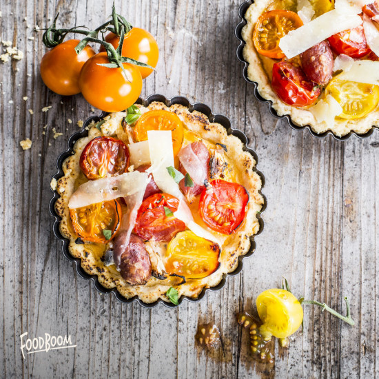 Rezeptbox Mini Quiches